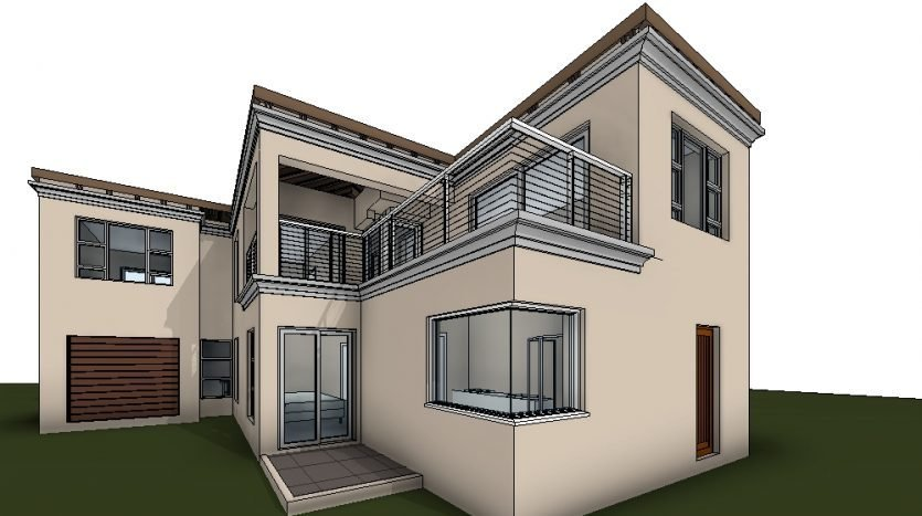 Best 6 Bedroom Double Storey House Plans In South Africa With Pictures