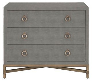 Best Strand Nightstand Gray Nightstands Bedroom With Pictures