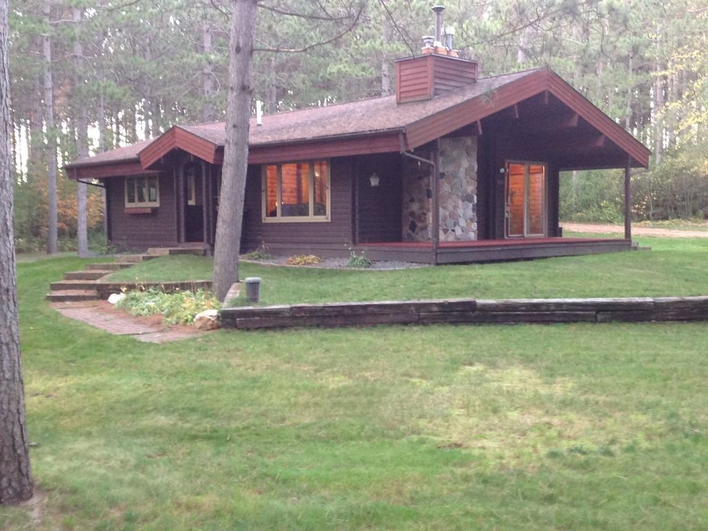 Best Cozy Secluded Log Home In Wausau Wi Min Vrbo With Pictures