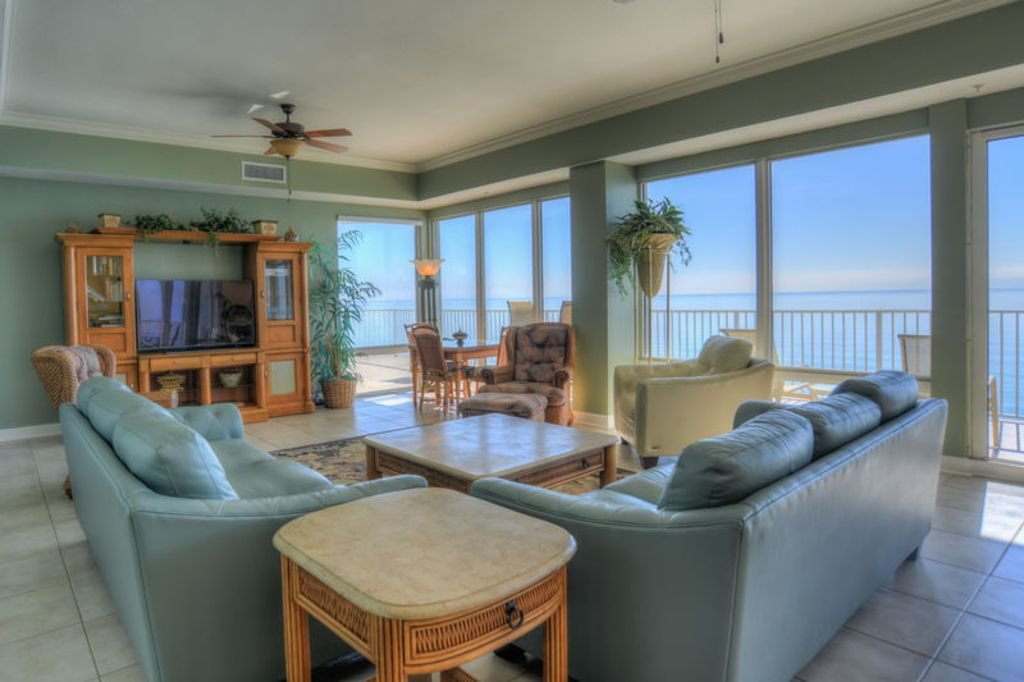 Best Fabulous Gulf Front Marisol P*Nth**S* 5 Bedroom Condo Huge With Pictures