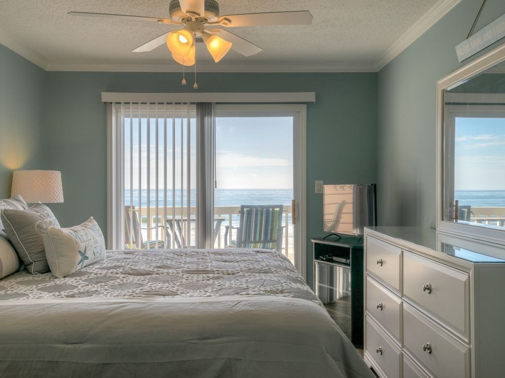 Best Direct Oceanfront Updated 3 Br Condo In Surfside Beach Sc With Pictures