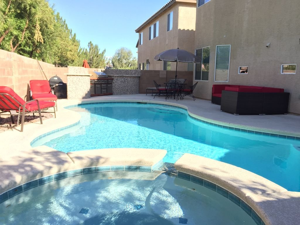 Best 5Br Las Vegas House W Private Pool Spa Vrbo With Pictures