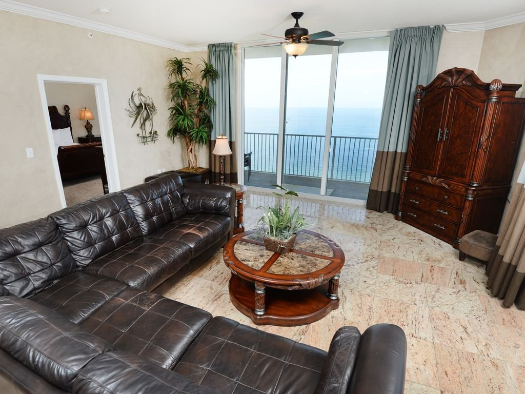 Best 3 Bedroom Condo Tidewater 2601 Panama City Beach With Pictures