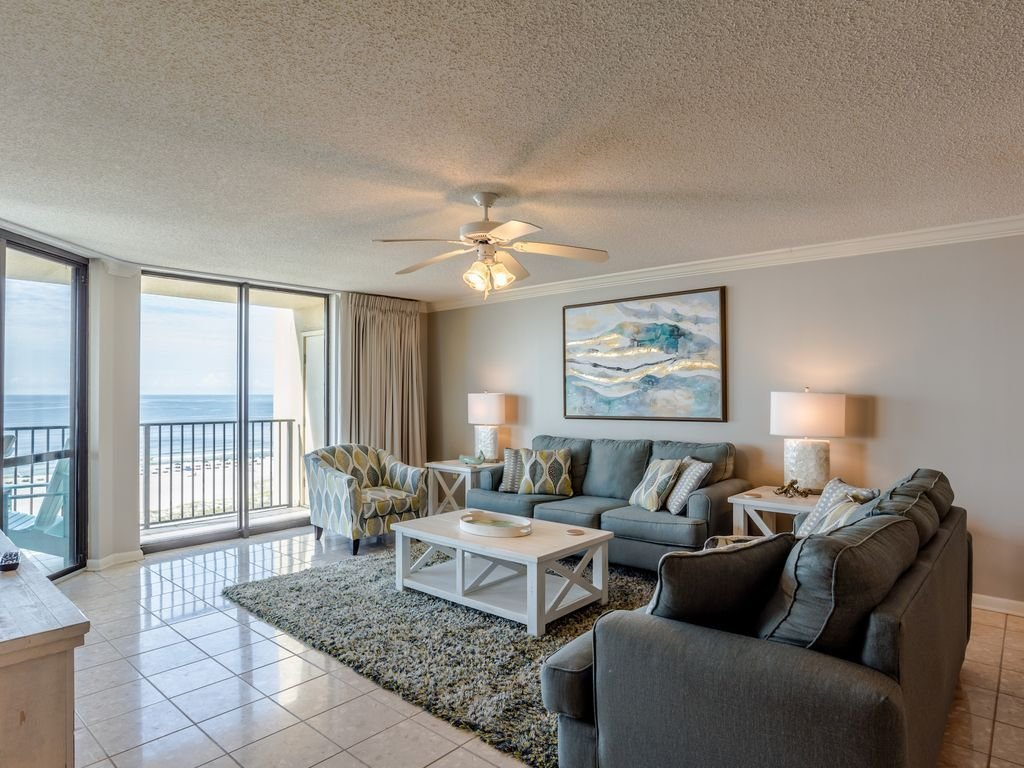 Best Completely Renovated Spacious Gulf Front 3 Bedroom Condo In Orange Beach Orange Beach With Pictures
