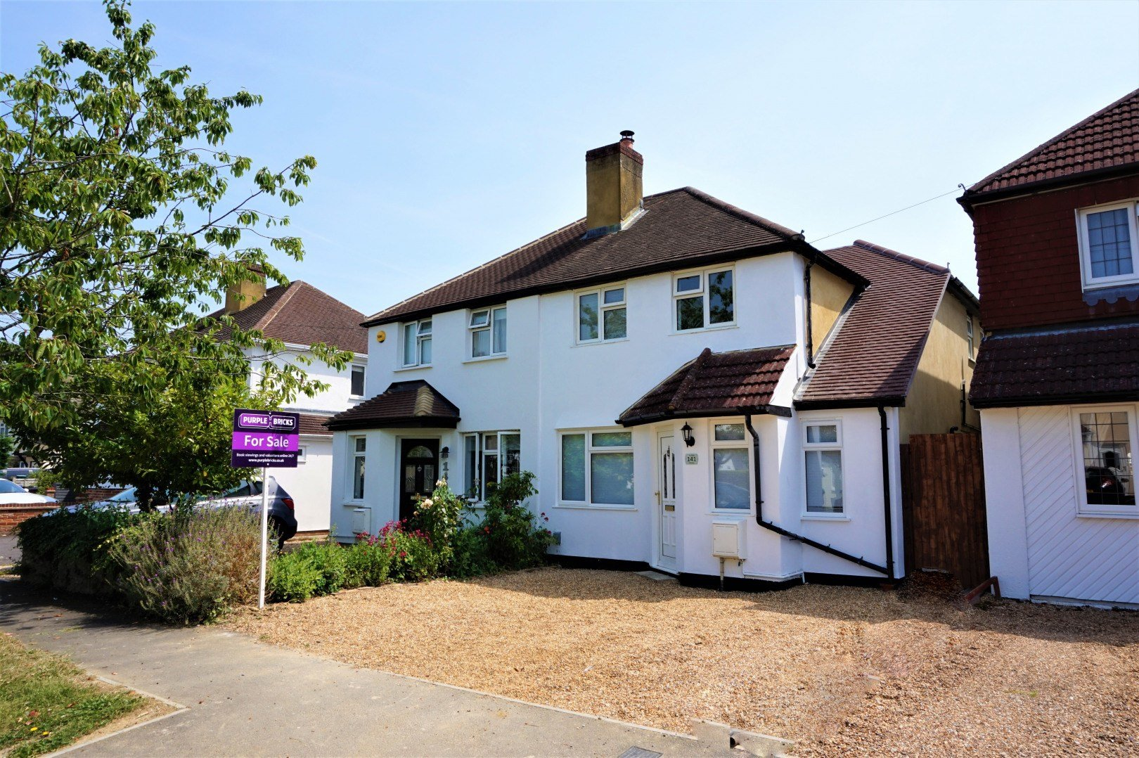 Best 3 Bedroom Semi Detached House For Sale Oakway Woking Gu With Pictures