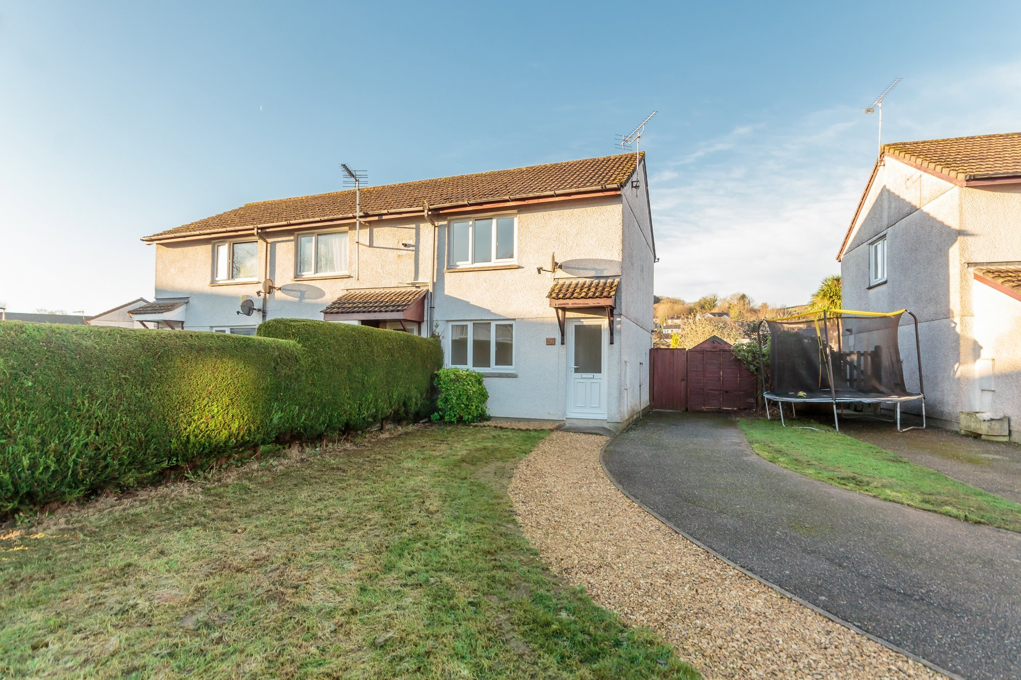 Best 2 Bedroom House For Sale Aberdeen Close St Blazey Par With Pictures
