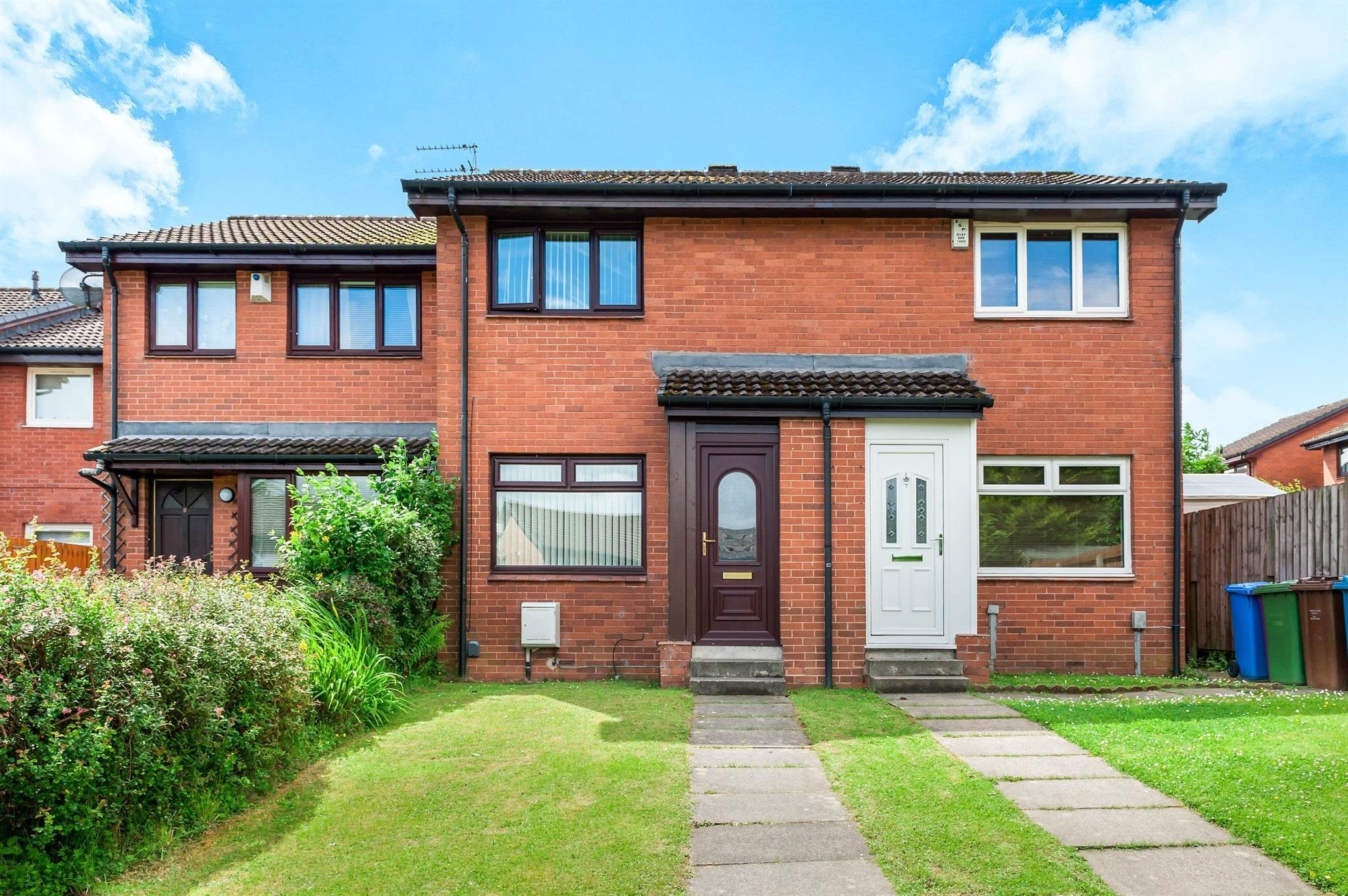 Best 2 Bedroom Terraced House For Sale Ferndale Gardens With Pictures