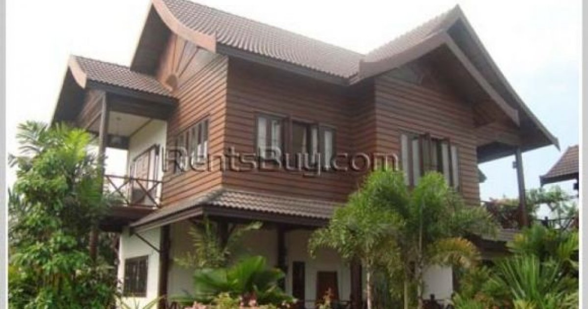 Best 4 Bed House For Rent In Sisattanak Vientiane 2 000 With Pictures