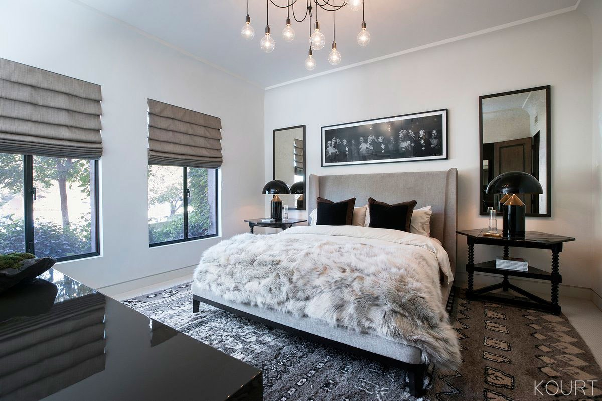 Best Kourtney Kardashian S Guest Room Tour People Com With Pictures