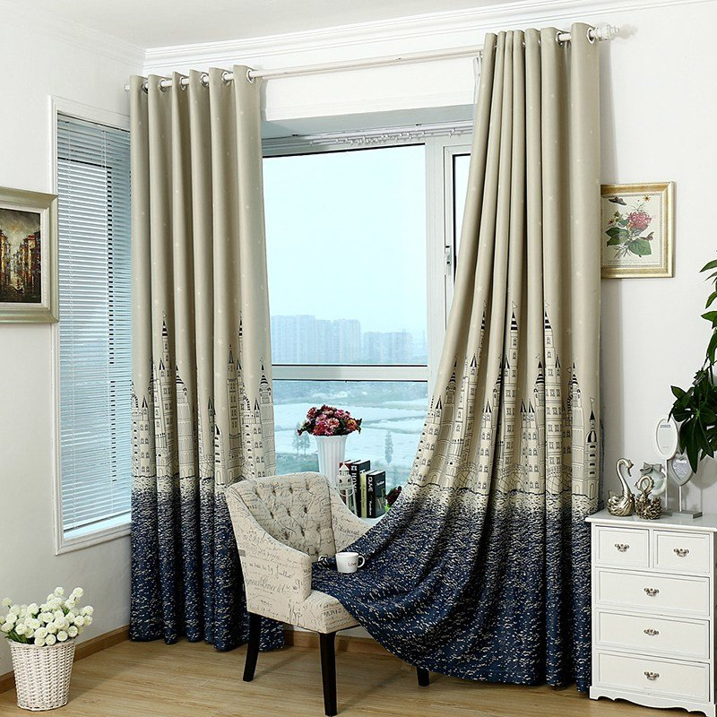 Best 1X Castle Shade Cloth Tulle Drape Curtain Fabric Bedroom With Pictures