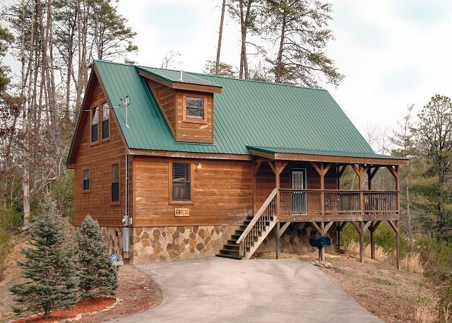 Best Eagles Loft 257 2 Bedroom Cabins Pigeon Forge Cabins Gatlinburg Cabins With Pictures