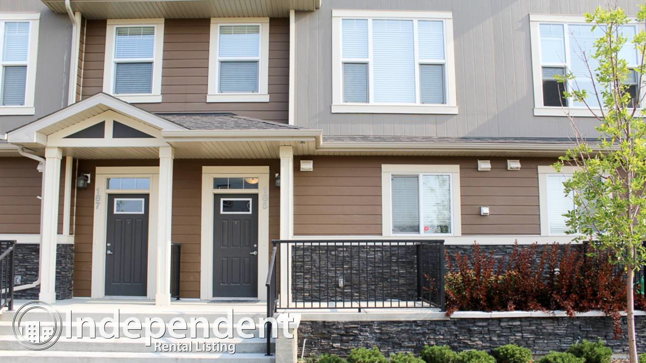 Best 2 Bedroom Townhouse For Rent In Panorama Hills Hope With Pictures