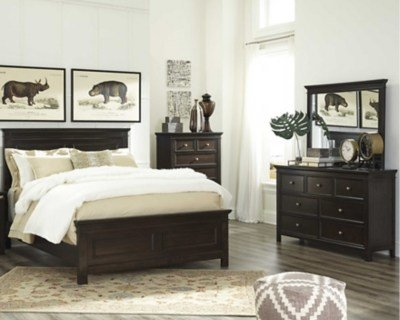 Best Alexee 5 Piece Queen Bedroom Ashley Furniture Homestore With Pictures