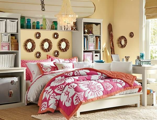 Best Teenage Girl's Room Designs – Adorable Home With Pictures