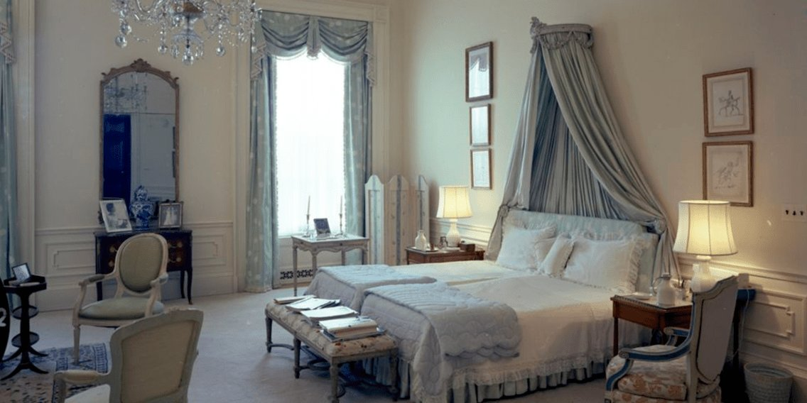 Best How The White House Master Bedroom Has Changed Business With Pictures