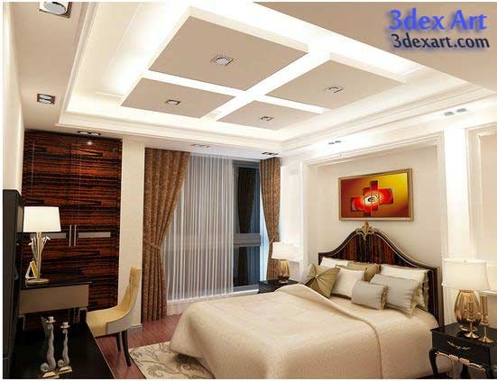 Best New False Ceiling Designs Ideas For Bedroom 2019 With Led With Pictures