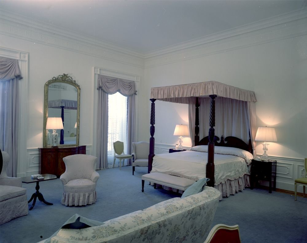Best White House Rooms Queens Bedroom President's Dining With Pictures