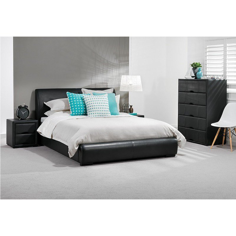 Best Yukon 4Pce Queen Bedroom Suite Package Deals Furniture With Pictures