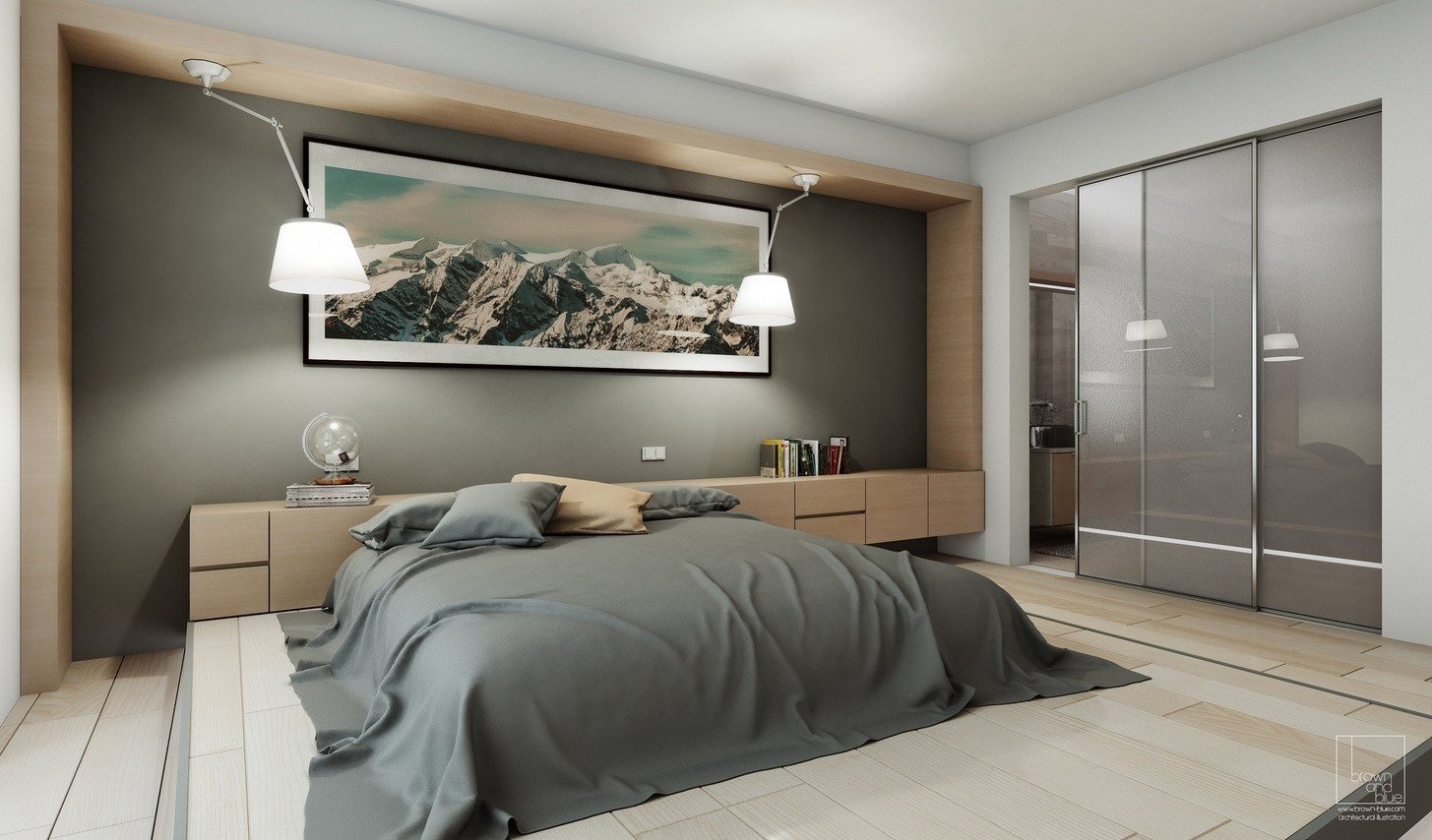 Best A Variety Of Gorgeous Bedroom Designs With Trendy Wooden Style Decor Bring Serenity And Cozy With Pictures