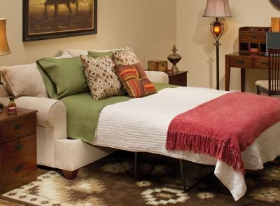 Best Multi Purpose Room Makeover A Guest Hideaway That Works Raymour And Flanigan Furniture With Pictures