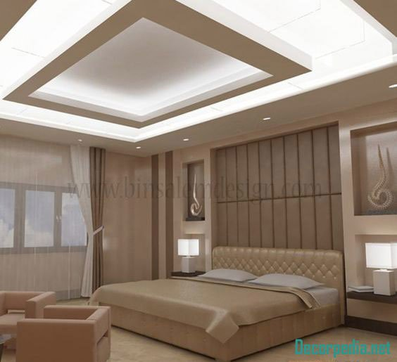 Best New 70 Pop False Ceiling Designs For Bedroom 2019 With Pictures
