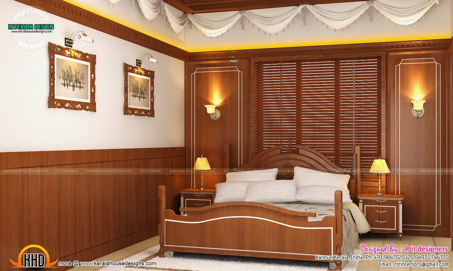 Best Master Bedroom Designs Kerala Home Design And Floor Plans With Pictures