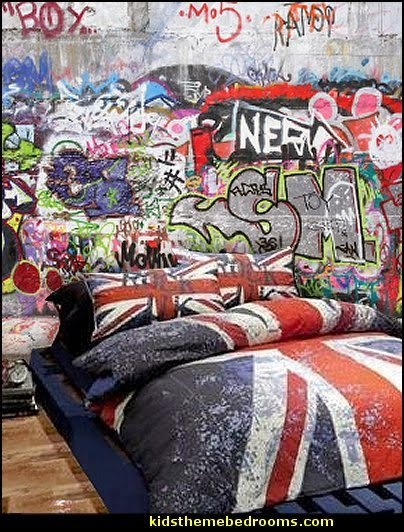 Best Decorating Theme Bedrooms Maries Manor Graffiti Wall With Pictures