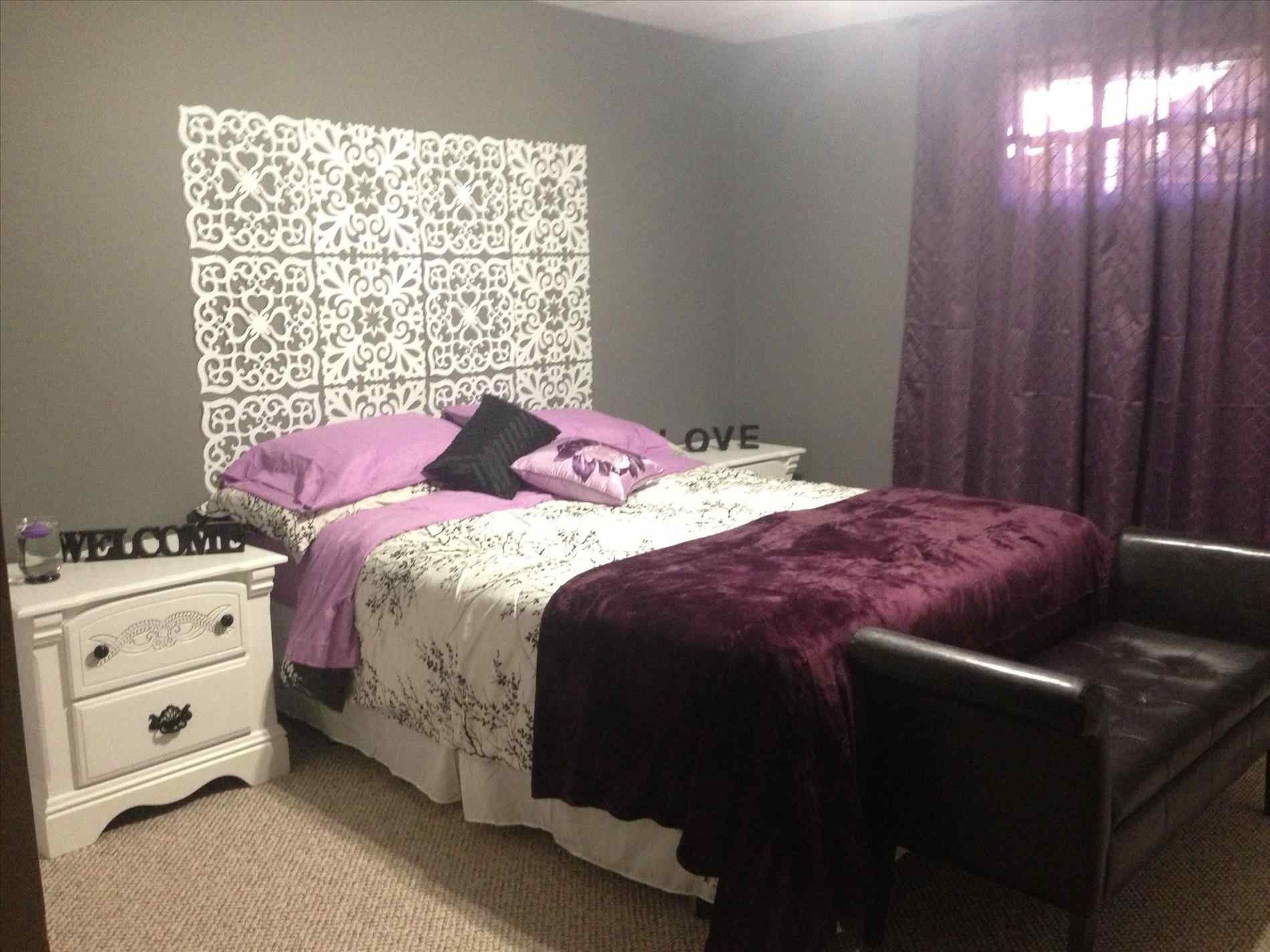 Best Taupe And Purple Bedroom Breakpr With Pictures