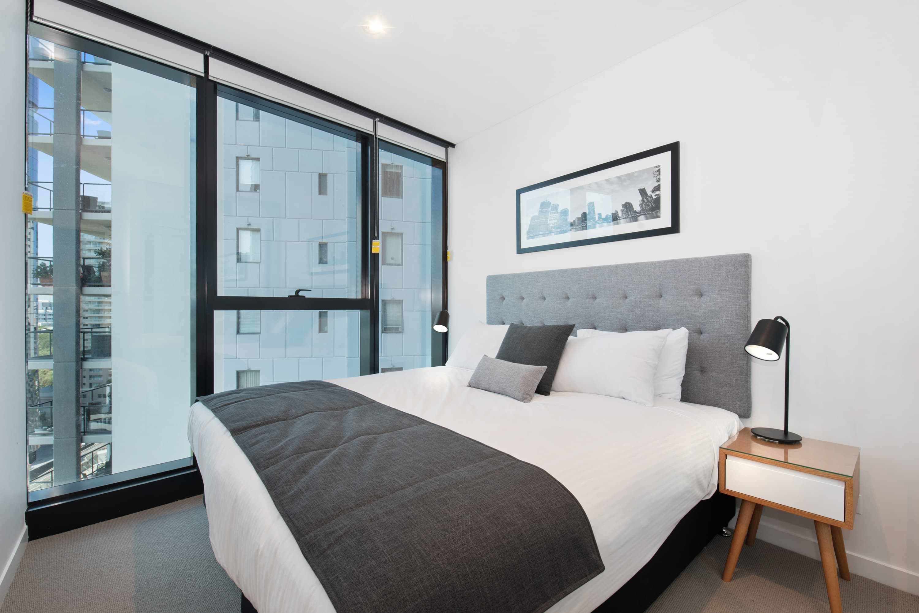 Best 1 Bedroom Apartment Accommodation Brisbane Skytower With Pictures