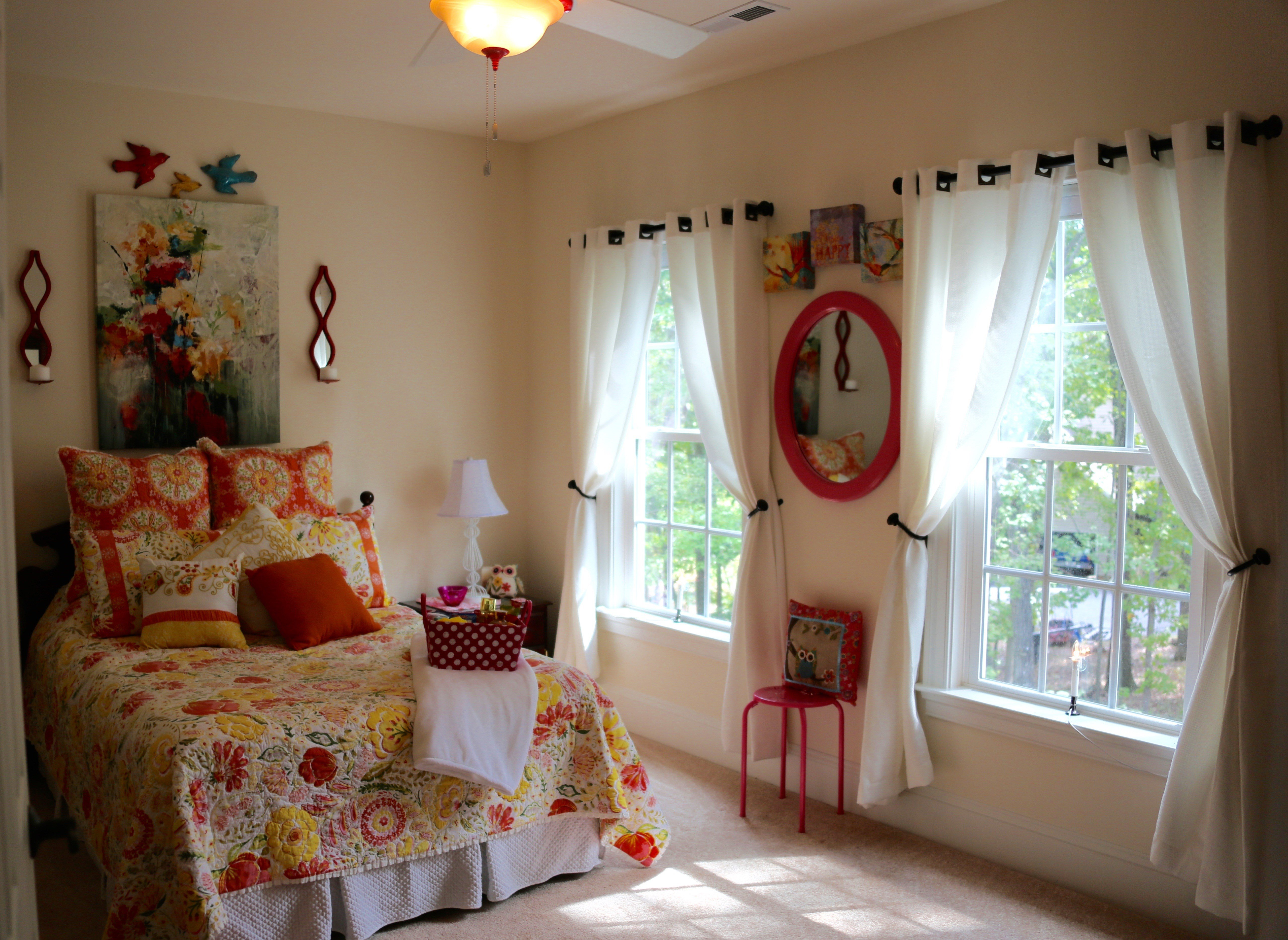 Best Guest Bedroom 1 – The Happy Room – ⚜️ Country Craft Corner ⚜️ With Pictures