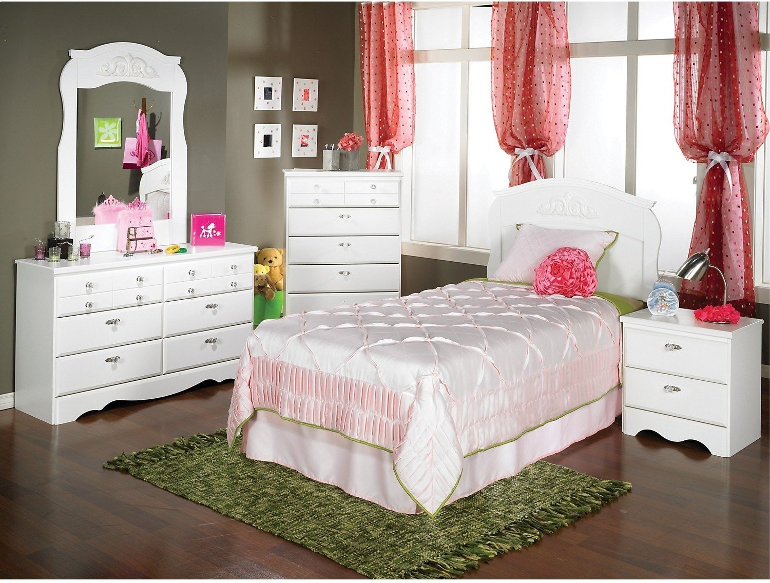 Best Diamond Dreams 4 Piece Bedroom Package The Brick With Pictures