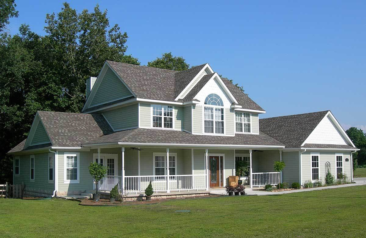 Best 4 Or 5 Bedroom Country Home Plan 6528Rf Architectural With Pictures