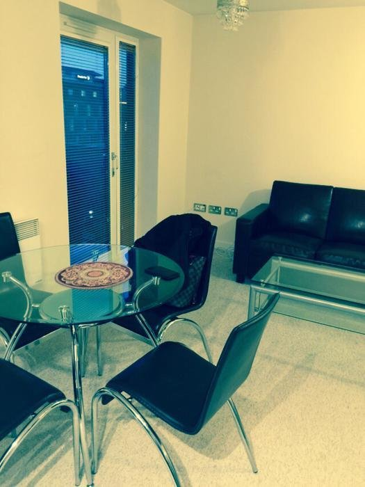 Best 1 Bedroom Flat Modern Furnished Wolverhampton To Rent With Pictures