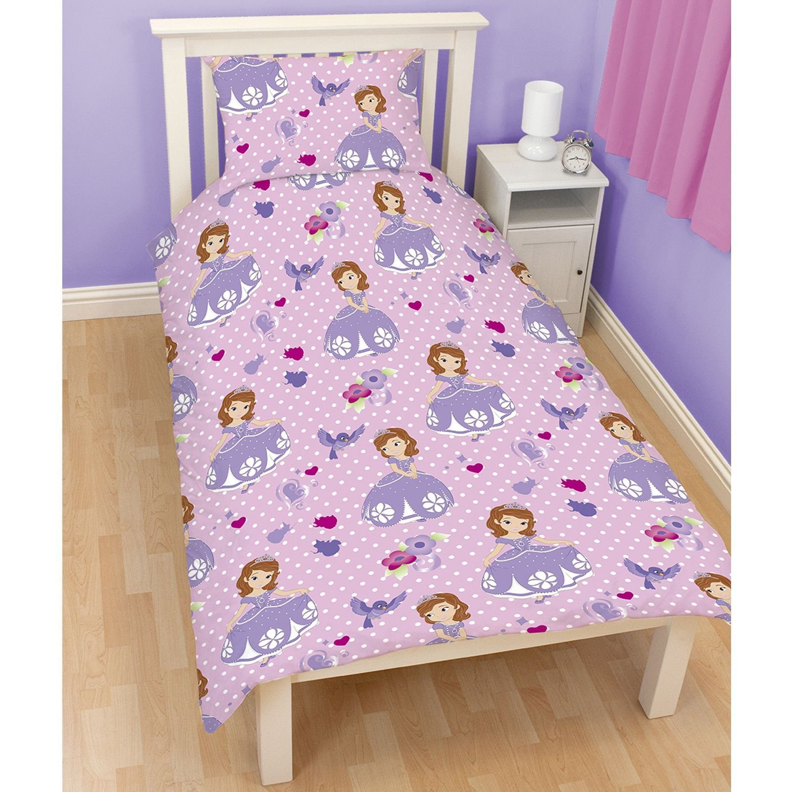 Best Disney Sofia The First Bedding Single Double Junior With Pictures