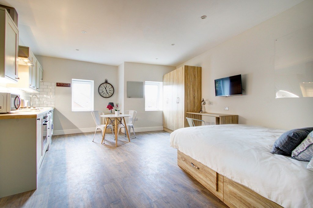 Best 1 Bedroom Nottingham Student Home Located In Flat T Park With Pictures