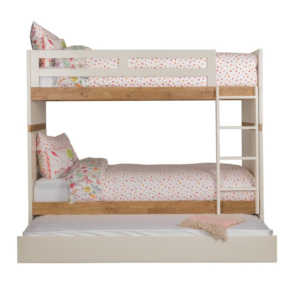 Best Callum Bunk Bed White Target Furniture With Pictures