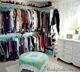 Best Spare Bedroom Turned Dressing Room On A Budget Hometalk With Pictures
