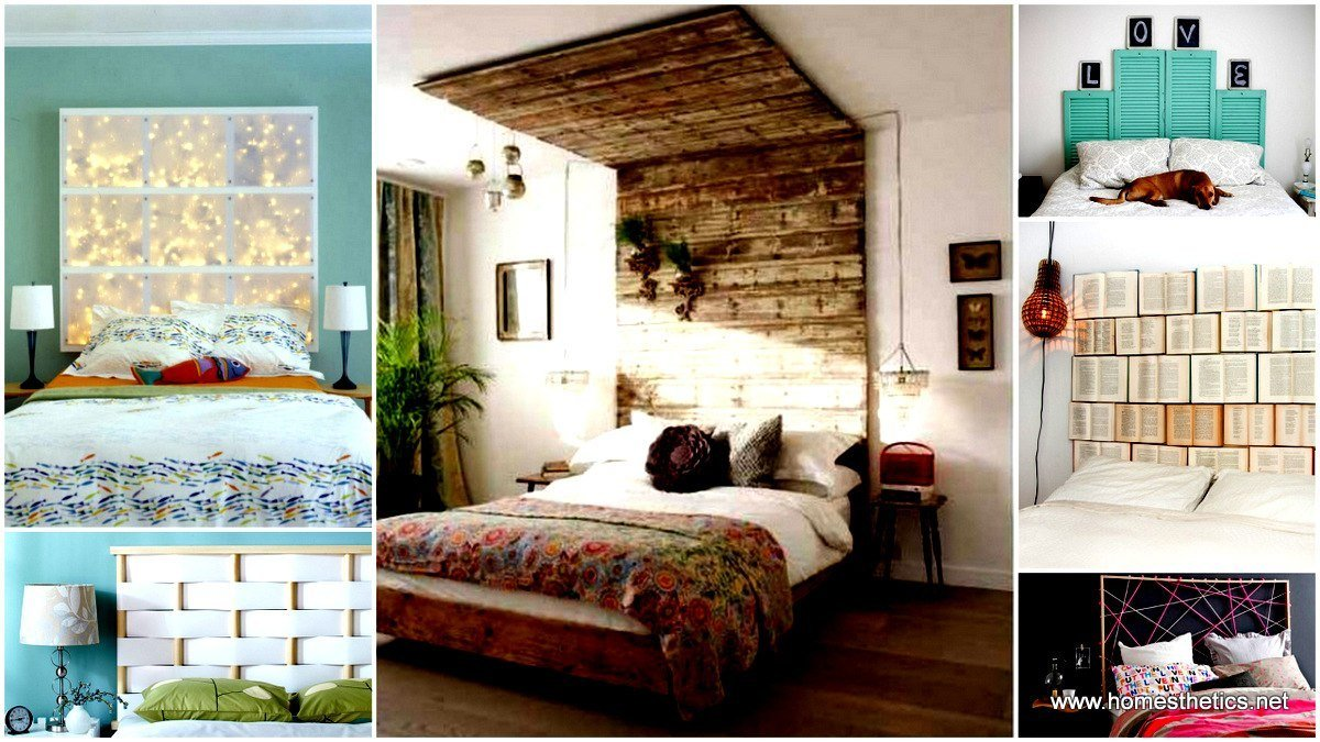 Best 41 Diy Headboard Projects That Will Change Your Bedroom Design With Pictures