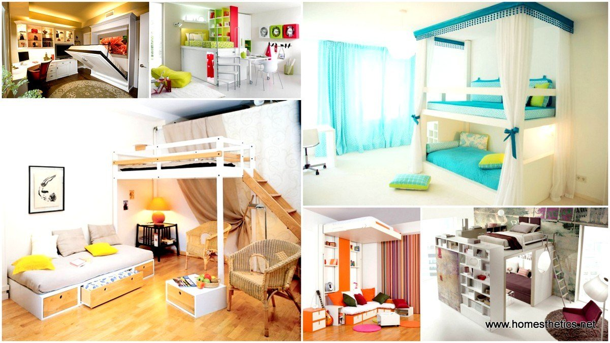 Best 15 Ingeniously Smart And Functionable Bedroom Space Saving With Pictures