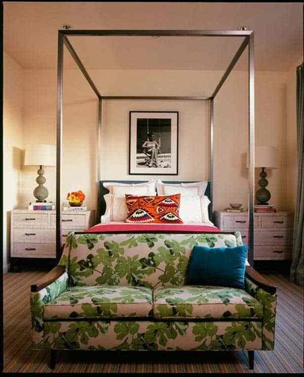 Best 32 Super Cool Bedroom Decor Ideas For The Foot Of The Bed Homesthetics Inspiring Ideas For With Pictures