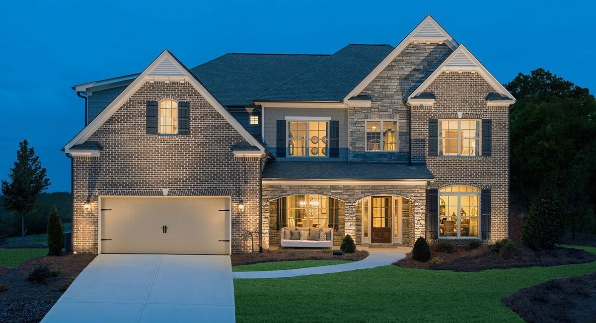 Best Foxhaven New Home Community Alpharetta Atlanta With Pictures