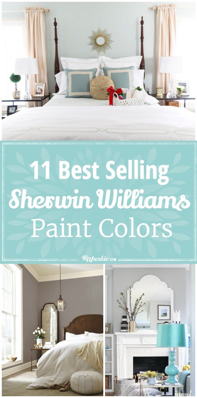 Best 11 Best Selling Sherwin Williams Paint Colors – Tip J*Nk** With Pictures
