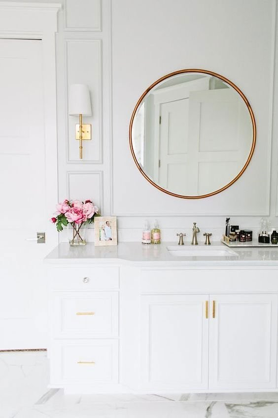 Best The 20 Chicest Bathroom And Vanity Inspo Photos On The With Pictures
