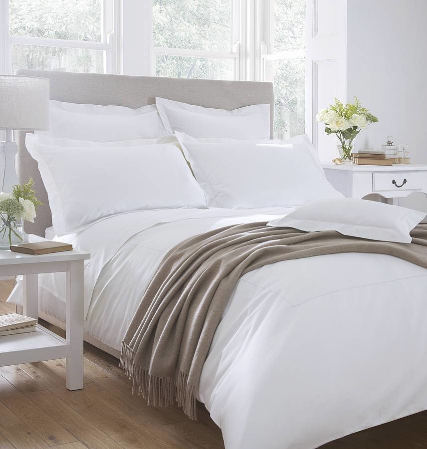 Best Seville 600 Thread Count Organic Cotton Sateen Bedding By With Pictures