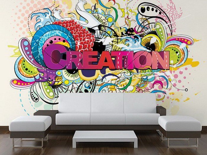 Best Graffiti Wallpaper For Room Wallpapersafari With Pictures