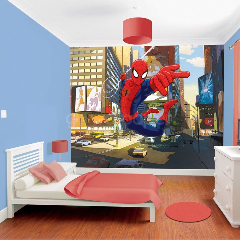 Best Marvel Wallpaper For Boy Room Wallpapersafari With Pictures