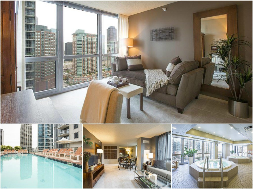 Best 1 Bedroom Apartments In Chicago From Envy Inducing Homes To Affordable Comfort With Pictures Original 1024 x 768
