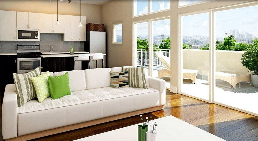 Best Average Apartment Size In The Us Atlanta Has Largest Homes With Pictures