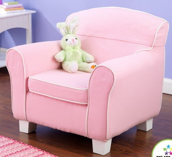 Best New Kids Pink Sofa Chair Kidkraft Childrens Furniture With Pictures