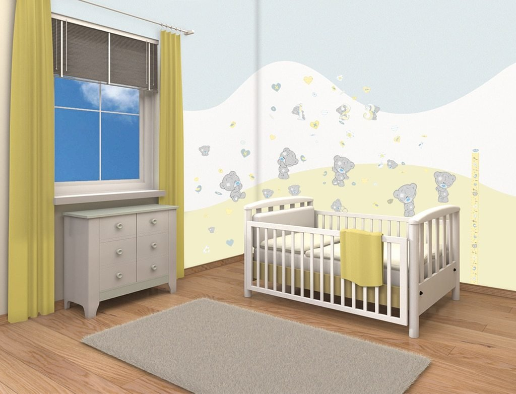 Best Tiny Tatty Teddy Room Decor Kit Wallpaper Inn Store With Pictures